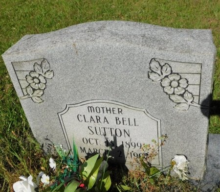SUTTON, CLARA BELL - Union County, Louisiana | CLARA BELL SUTTON - Louisiana Gravestone Photos