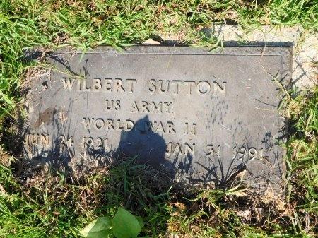 SUTTON, WILBERT (VETERAN WWII) - Union County, Louisiana   WILBERT (VETERAN WWII) SUTTON - Louisiana Gravestone Photos