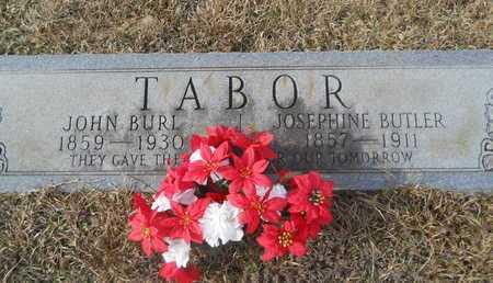 TABOR, JOHN BURL - Union County, Louisiana | JOHN BURL TABOR - Louisiana Gravestone Photos