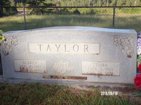 TAYLOR, AUBREY - Union County, Louisiana | AUBREY TAYLOR - Louisiana Gravestone Photos