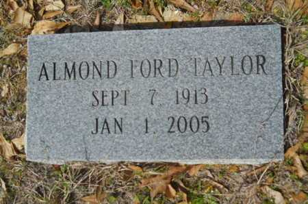 TAYLOR, ALMOND FORD - Union County, Louisiana | ALMOND FORD TAYLOR - Louisiana Gravestone Photos