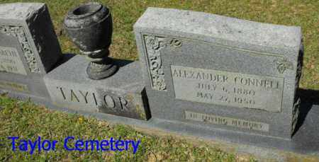 TAYLOR, ALEXANDER CONNELL - Union County, Louisiana | ALEXANDER CONNELL TAYLOR - Louisiana Gravestone Photos