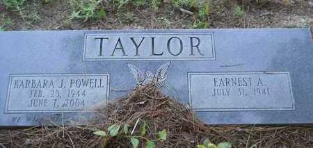 TAYLOR, BARBARA J - Union County, Louisiana | BARBARA J TAYLOR - Louisiana Gravestone Photos