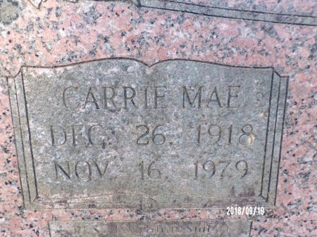 TAYLOR, CARRIE MAE (CLOSE UP) - Union County, Louisiana | CARRIE MAE (CLOSE UP) TAYLOR - Louisiana Gravestone Photos