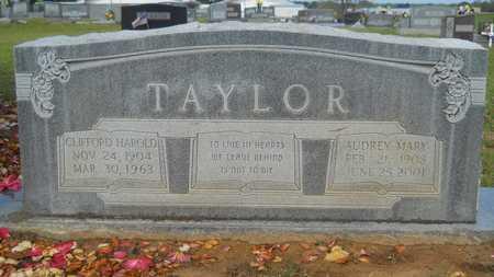 TAYLOR, AUDREY MARY - Union County, Louisiana | AUDREY MARY TAYLOR - Louisiana Gravestone Photos