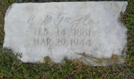 TAYLOR, C D - Union County, Louisiana | C D TAYLOR - Louisiana Gravestone Photos