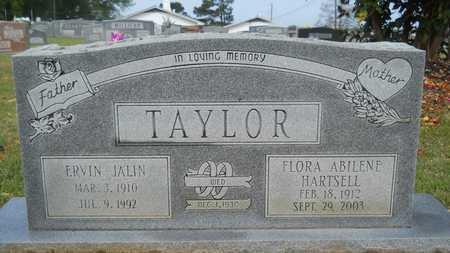 TAYLOR, FLORA ABILENE - Union County, Louisiana | FLORA ABILENE TAYLOR - Louisiana Gravestone Photos