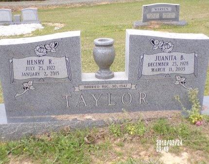 TAYLOR, HENRY R - Union County, Louisiana   HENRY R TAYLOR - Louisiana Gravestone Photos
