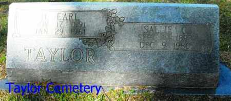 TAYLOR, SALLIE - Union County, Louisiana | SALLIE TAYLOR - Louisiana Gravestone Photos