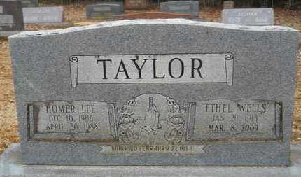 TAYLOR, ETHEL - Union County, Louisiana   ETHEL TAYLOR - Louisiana Gravestone Photos