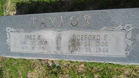 TAYLOR, BUFFORD FARRAR - Union County, Louisiana | BUFFORD FARRAR TAYLOR - Louisiana Gravestone Photos