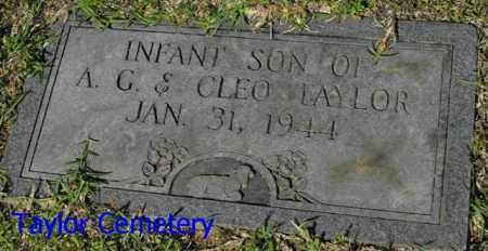 TAYLOR, INFANT SON - Union County, Louisiana | INFANT SON TAYLOR - Louisiana Gravestone Photos