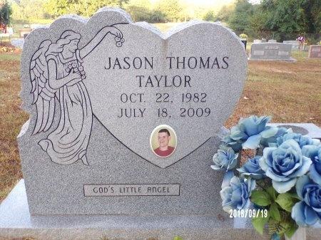 TAYLOR, JASON THOMAS - Union County, Louisiana | JASON THOMAS TAYLOR - Louisiana Gravestone Photos