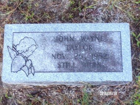 TAYLOR, JOHN WAYNE - Union County, Louisiana | JOHN WAYNE TAYLOR - Louisiana Gravestone Photos