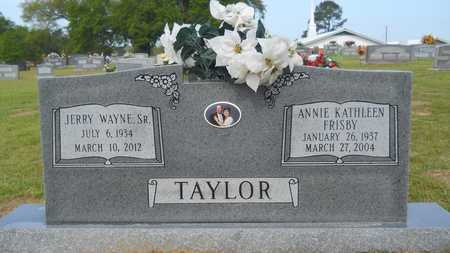 TAYLOR, JERRY WAYNE, SR - Union County, Louisiana | JERRY WAYNE, SR TAYLOR - Louisiana Gravestone Photos