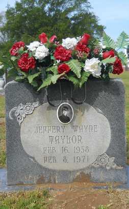 TAYLOR, JEFFERY WAYNE - Union County, Louisiana | JEFFERY WAYNE TAYLOR - Louisiana Gravestone Photos