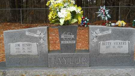 TAYLOR, JIM HENRY - Union County, Louisiana | JIM HENRY TAYLOR - Louisiana Gravestone Photos