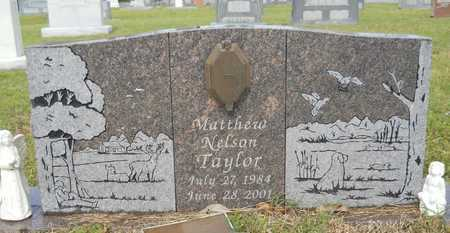 TAYLOR, MATTHEW NELSON - Union County, Louisiana | MATTHEW NELSON TAYLOR - Louisiana Gravestone Photos