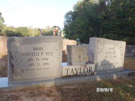 "TAYLOR, NORVELLE P ""PETE"" - Union County, Louisiana | NORVELLE P ""PETE"" TAYLOR - Louisiana Gravestone Photos"