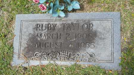 TAYLOR, RUBY - Union County, Louisiana | RUBY TAYLOR - Louisiana Gravestone Photos