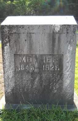"""TAYLOR, SARAH ANN """"SALLIE"""" - Union County, Louisiana   SARAH ANN """"SALLIE"""" TAYLOR - Louisiana Gravestone Photos"""