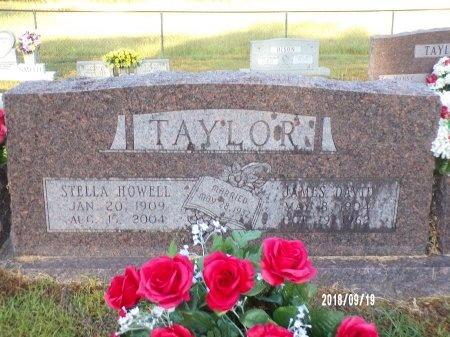 TAYLOR, JAMES DAVID - Union County, Louisiana | JAMES DAVID TAYLOR - Louisiana Gravestone Photos