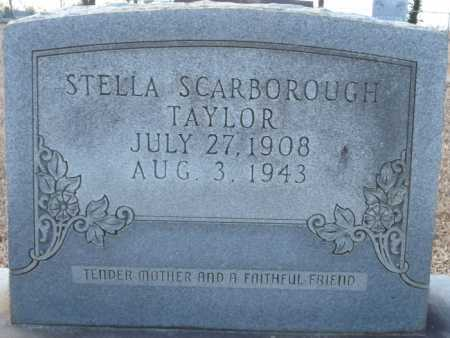 TAYLOR, STELLA - Union County, Louisiana | STELLA TAYLOR - Louisiana Gravestone Photos