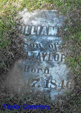 TAYLOR, WILLIAM - Union County, Louisiana   WILLIAM TAYLOR - Louisiana Gravestone Photos