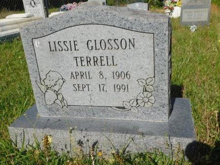 TERRELL, LISSIE - Union County, Louisiana   LISSIE TERRELL - Louisiana Gravestone Photos