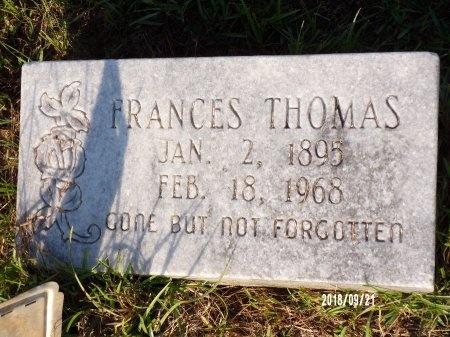 THOMAS, FRANCES - Union County, Louisiana   FRANCES THOMAS - Louisiana Gravestone Photos