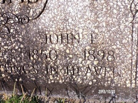 THOMAS, JOHN E (CLOSE UP) - Union County, Louisiana   JOHN E (CLOSE UP) THOMAS - Louisiana Gravestone Photos