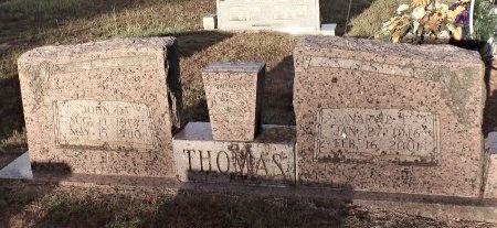 THOMAS, NARVIE - Union County, Louisiana | NARVIE THOMAS - Louisiana Gravestone Photos