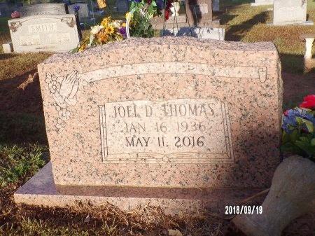 THOMAS, JOEL DEVONNE - Union County, Louisiana   JOEL DEVONNE THOMAS - Louisiana Gravestone Photos