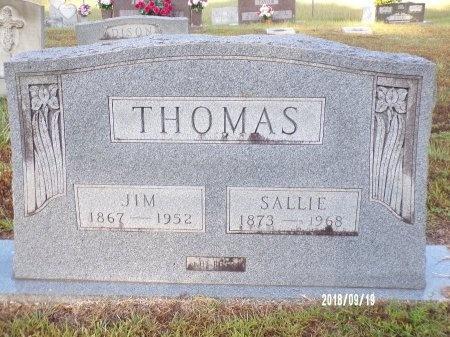 "THOMAS, JAMES ""JIM"" - Union County, Louisiana | JAMES ""JIM"" THOMAS - Louisiana Gravestone Photos"