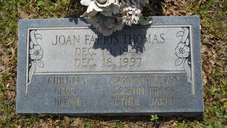 THOMAS, JOAN - Union County, Louisiana | JOAN THOMAS - Louisiana Gravestone Photos