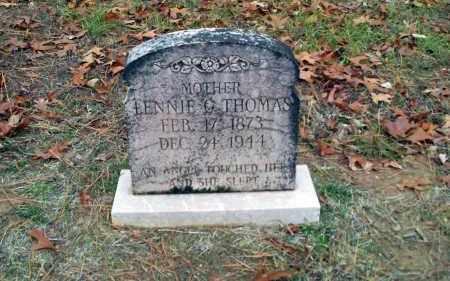 THOMAS, LENNIE G - Union County, Louisiana | LENNIE G THOMAS - Louisiana Gravestone Photos