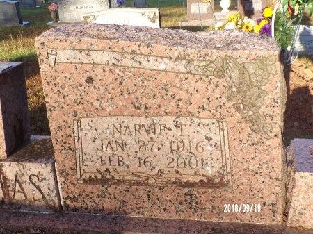 THOMAS, NARVIE (CLOSE UP) - Union County, Louisiana   NARVIE (CLOSE UP) THOMAS - Louisiana Gravestone Photos