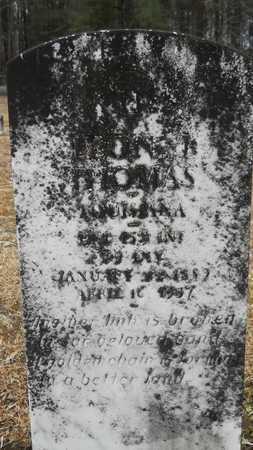 THOMAS, LEON J  (VETERAN) - Union County, Louisiana   LEON J  (VETERAN) THOMAS - Louisiana Gravestone Photos