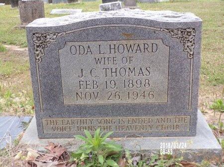 THOMAS, ODA L - Union County, Louisiana | ODA L THOMAS - Louisiana Gravestone Photos