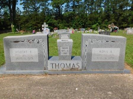 THOMAS, ROBERT E LEE - Union County, Louisiana | ROBERT E LEE THOMAS - Louisiana Gravestone Photos