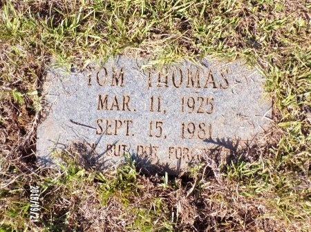 THOMAS, TOM - Union County, Louisiana | TOM THOMAS - Louisiana Gravestone Photos