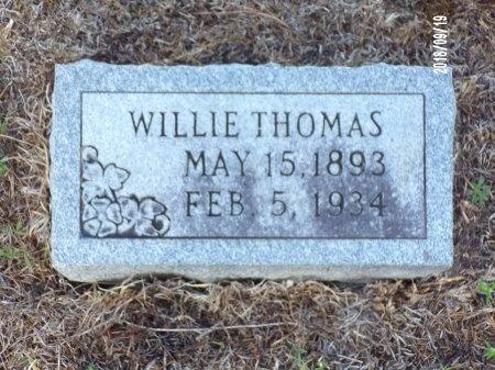 THOMAS, WILLIE - Union County, Louisiana | WILLIE THOMAS - Louisiana Gravestone Photos