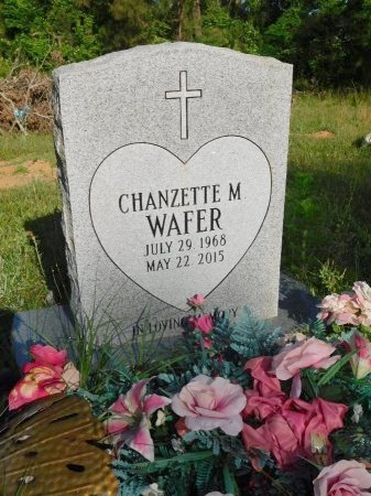WAFER, CHANZETTE M - Union County, Louisiana   CHANZETTE M WAFER - Louisiana Gravestone Photos