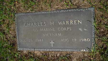 WARREN, CHARLES H (VETERAN VIET) - Union County, Louisiana | CHARLES H (VETERAN VIET) WARREN - Louisiana Gravestone Photos