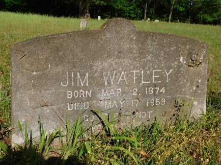 WATLEY, JIM - Union County, Louisiana | JIM WATLEY - Louisiana Gravestone Photos