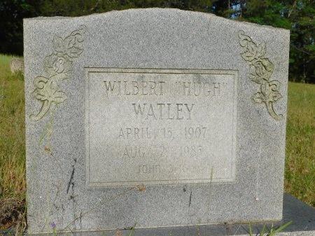 "WATLEY, WILBERT ""HUGH"" - Union County, Louisiana | WILBERT ""HUGH"" WATLEY - Louisiana Gravestone Photos"