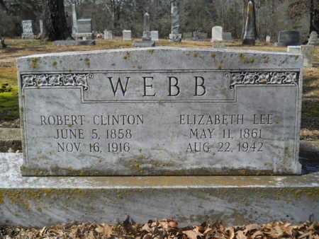 WEBB, ROBERT CLINTON - Union County, Louisiana | ROBERT CLINTON WEBB - Louisiana Gravestone Photos