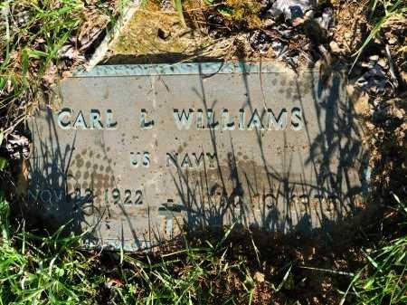 WILLIAMS, CARL L (VETERAN) - Union County, Louisiana | CARL L (VETERAN) WILLIAMS - Louisiana Gravestone Photos
