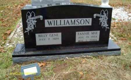 WILLIAMSON, BILLY GENE - Union County, Louisiana | BILLY GENE WILLIAMSON - Louisiana Gravestone Photos