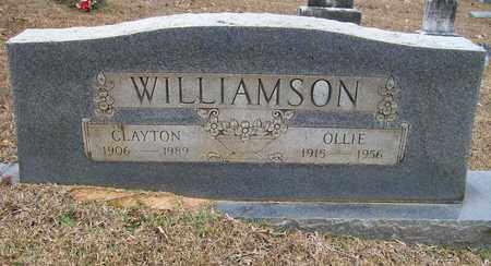 WILLIAMSON, OLLIE - Union County, Louisiana | OLLIE WILLIAMSON - Louisiana Gravestone Photos